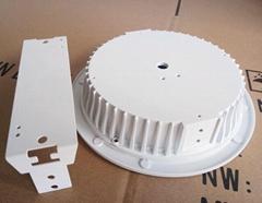 6寸LED筒灯外壳套件工厂价