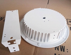 6寸LED筒燈外殼套件工廠價