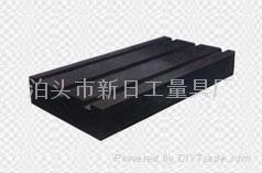 T型槽花岗石平板