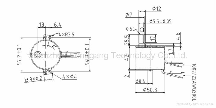 reversible synchronous motor sd-208 - suhder  china trading company  - motors