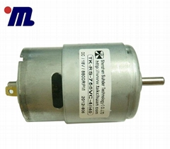 18V DCmotor Carbon-brush Motors For Cordless Garden Tool