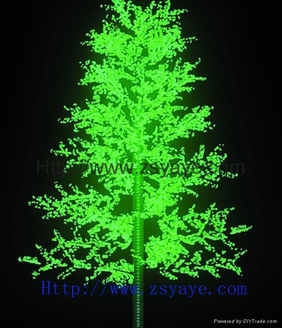 yaye hot sell ce rohs led cherry blossom tree light led christmas tree light - Christmas Tree Led Lights