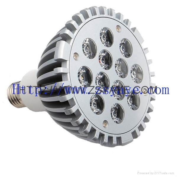 High Power LED Flood Light Spotlight Candle Bulb, Downlight Ceiling Light Lamp 2