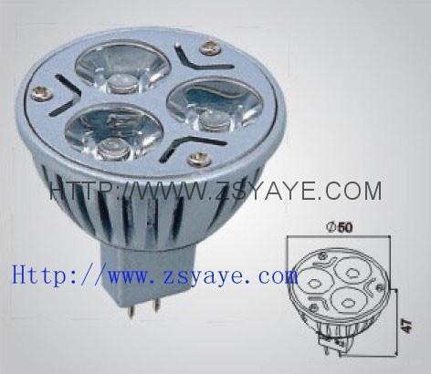 High Power LED Flood Light Spotlight Candle Bulb, Downlight Ceiling Light Lamp 5