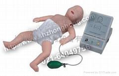 新生儿心肺復甦模擬人,嬰儿心肺復甦模型
