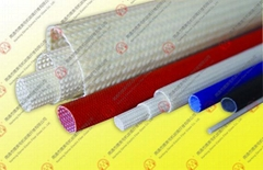Glass Textile Sleeving With Silicone