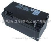 松下蓄电池LC-X系列