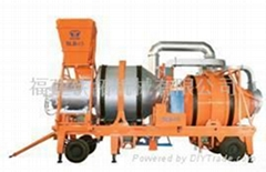 bitumen mixing plant(SLB-20)