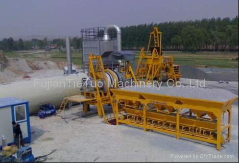 優價瀝青機(QLB-20)