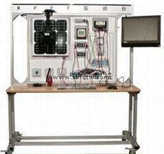 太陽能電池管理系統示教板