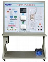 純電動汽車電池組實驗台