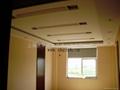 工厂办公室轻钢龙骨石膏板吊顶 2