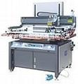 半自动平升式丝网印刷机