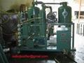 Double-stage vacuum Transformer oil regeneration unit