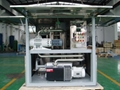 Supply Transformer oil Filtration and Oil Treatment plant with enclosed canopy