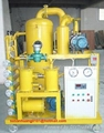 Double-stage vacuum Transformer oil filtration machine treat power transformer