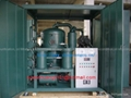 Enclosed vacuum Transformer oil Filtration and oil treatment plant(oil purifier)