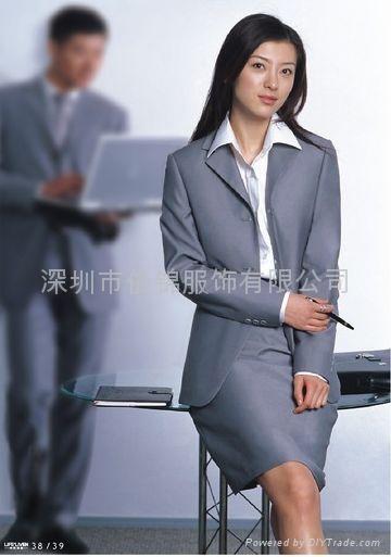 深圳工作服订制 1