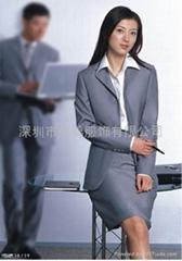 深圳工作服订制