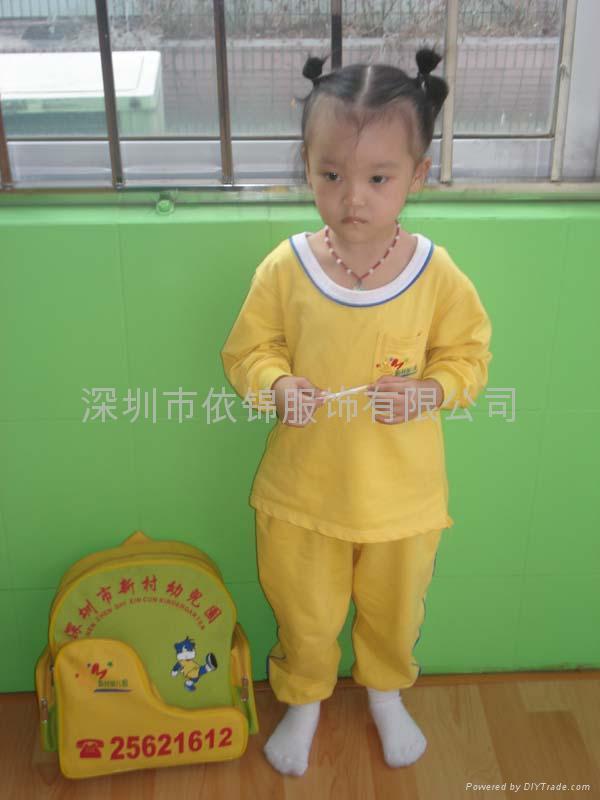幼儿园园服 2