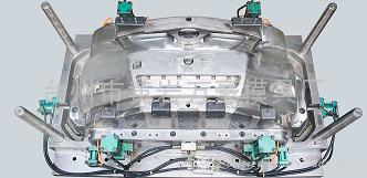 汽車保險杠模具 4