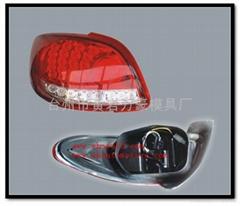 汽車LED尾燈(標誌206)