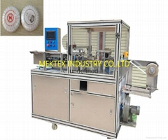 Auto Pleated Soap Packing and Wrapping Machine