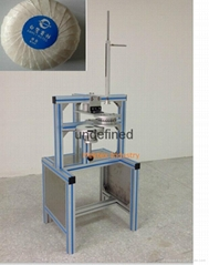 Manual Round Sop Pleated Wrapping Machine (MEK-490)