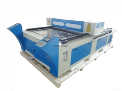 CNC CO2 MDF Wood board Stainless steel Laser cutting machine/HQ1325M