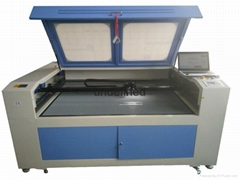 CCD Vision Laser Cutting Machine W/Digital Camera Printed fabrics/HQ1610VS