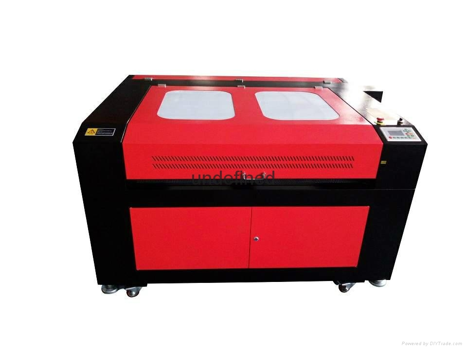 HQ1290 CO2 Laser Engraving Cutting Machine Laser Engraver Cutter Acrylic Wood