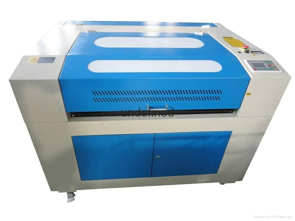 HQ9060  Arts& Crafts CO2 Laser Engraving Cutting Machine Laser Engraver Cutter