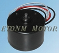 long lifetime high speed low torque dc motor with dia 32mm for electric fan 2