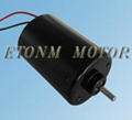 long lifetime high speed low torque dc motor with dia 32mm for electric fan 3