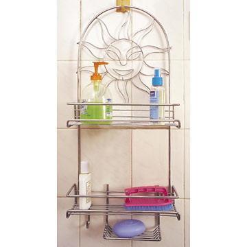 3 Tier Bathroom Shelf  5