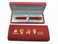 中国红礼品笔 3