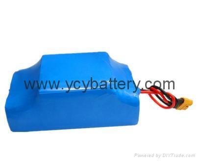 扭扭车锂电池 36V 4400mAh 1