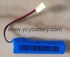 电推剪锂电池