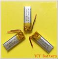 蓝牙耳机聚合物锂电池04142