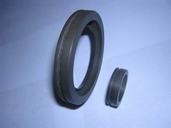 QuanSeal™ WL series PTFE lip-rotary shaft seal