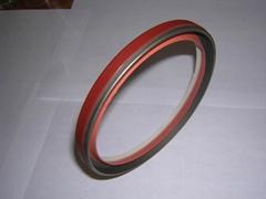 QuanSeal™ SR series PTFE lip-rotary shaft seal