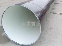 大口徑塗塑鋼管