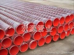 HY1-XEP消防給水塗環氧樹脂EP復合鋼管
