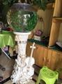 高档电子水培花瓶氧气灯光花瓶 4