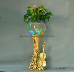 水培花卉專用花瓶多功能花瓶