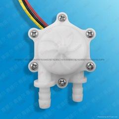 FDA认证水流量小型传感器