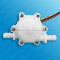 賽盛爾飲水機流量計FDA傳感器