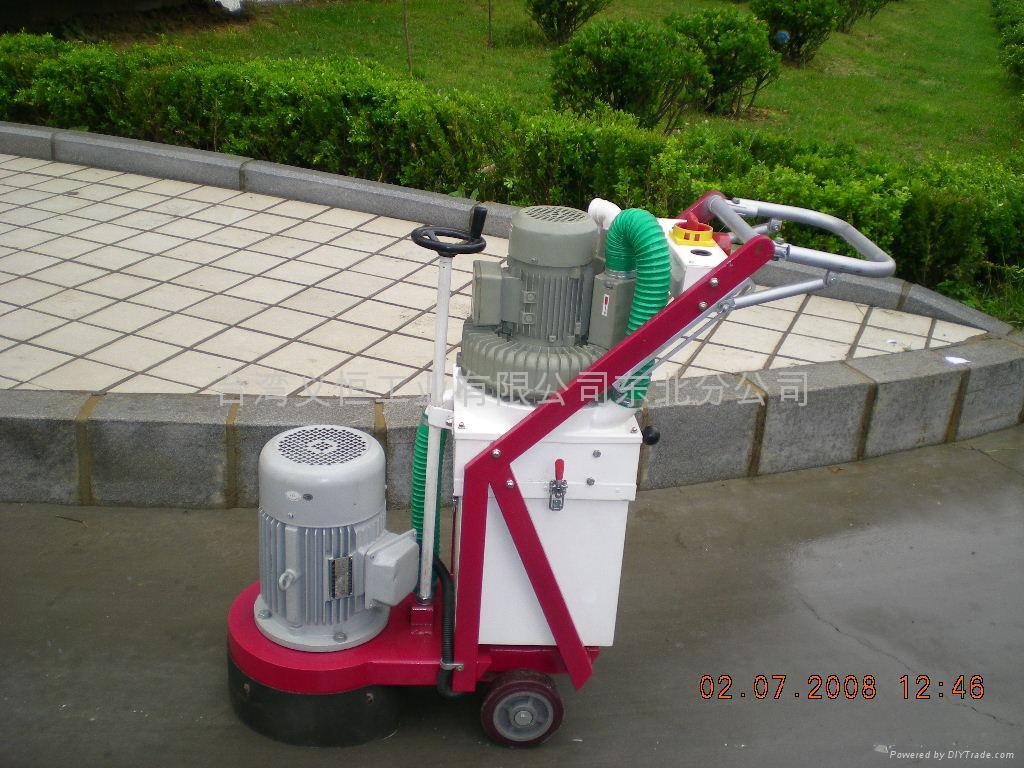 新款环氧施工无尘打磨机 1