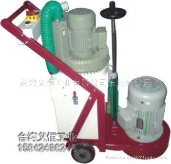 新款环氧施工无尘打磨机 2