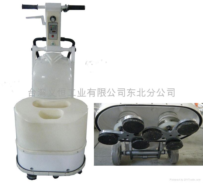 TPS Inverter refurbished stone machine 1